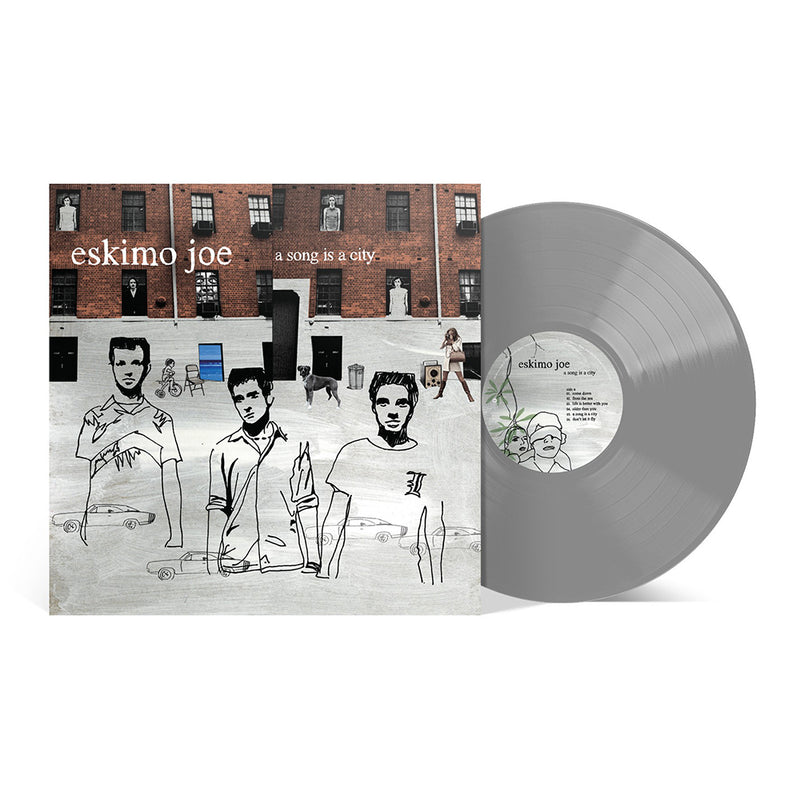 A Song Is A City (Coloured Vinyl Anniversary Edition)