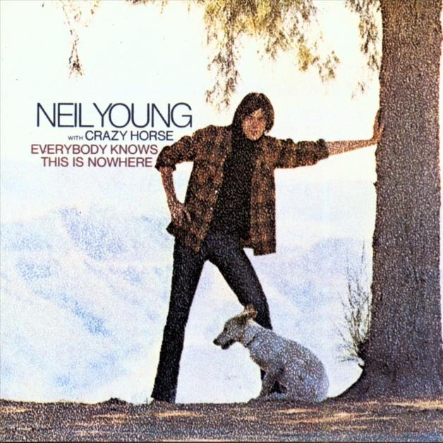 Everybody Knows This Is Nowhere (CD) | Neil Young & Crazy Horse