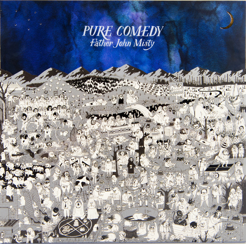 Pure Comedy Father John Misty