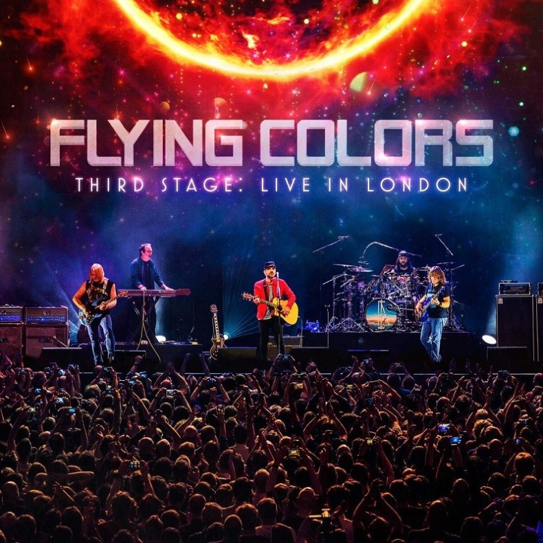 Third Stage: Live In London (4CD/DVD)