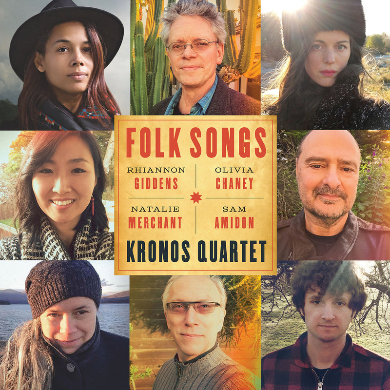 Folk Songs (Vinyl)