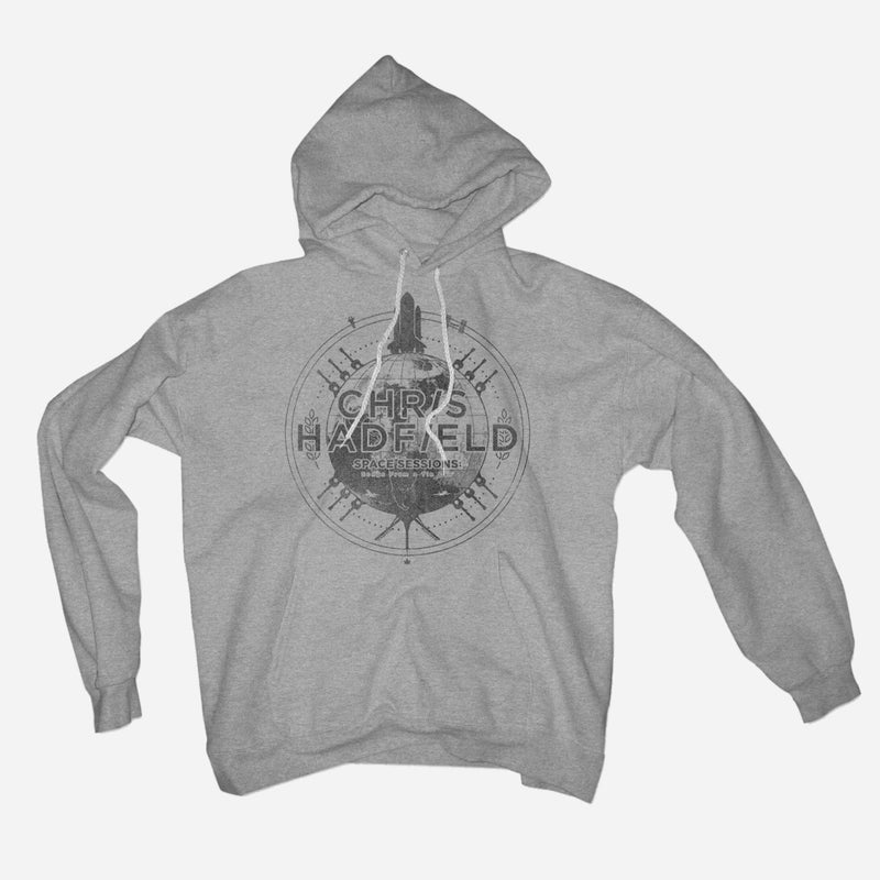Space Sessions (Grey Hoodie)