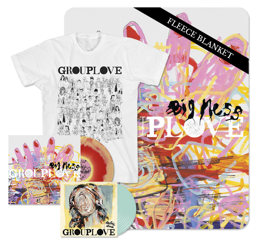 Ultimate Big Mess Vinyl Bundle with limited signed insert