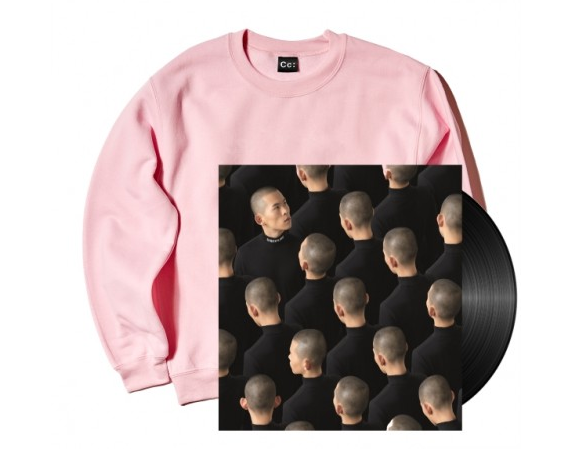 Discipline (Limited Edition Pink Sweater + 2LP)