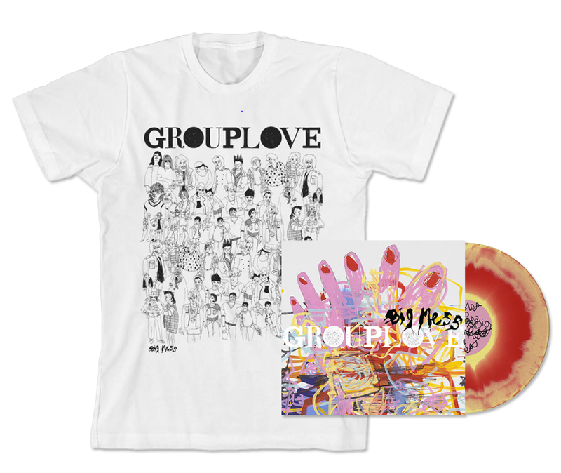 Big Mess (Vinyl + T-shirt) with limited signed insert