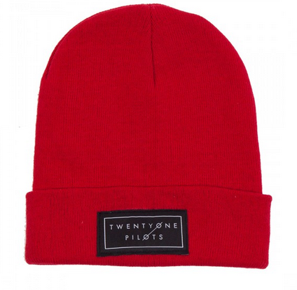 TOP (Red Beanie)