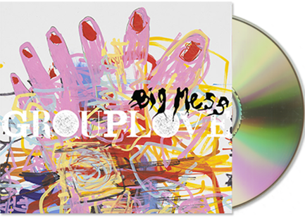 Big Mess (CD) with limited signed insert