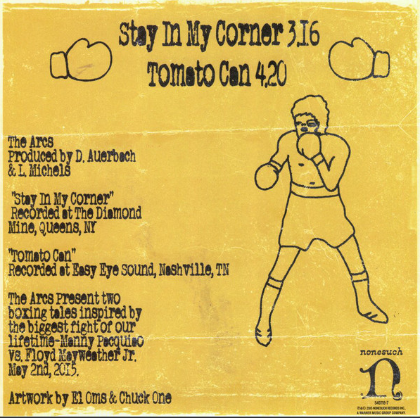 "Stay In My Corner (7"" Vinyl)"