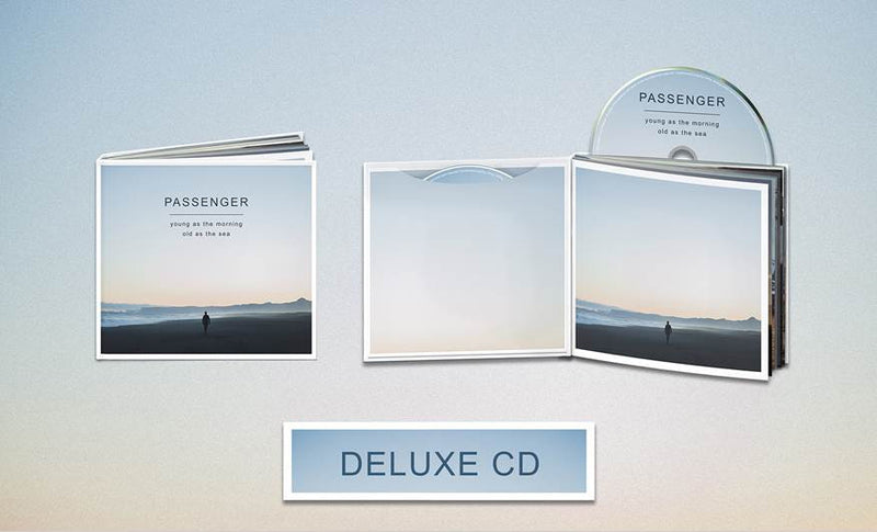YOUNG AS THE MORNING OLD AS THE SEA - DELUXE (CD/DVD)