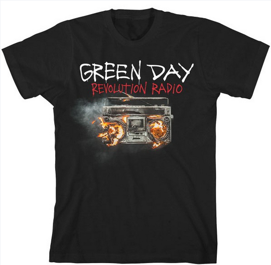 Revolution Radio Cover Tee
