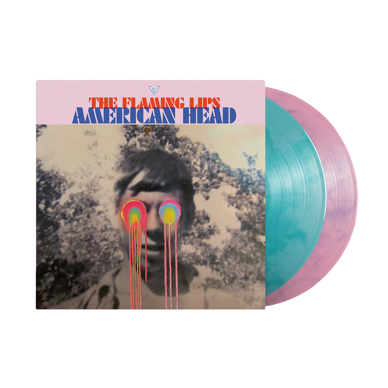 American Head Limited Edition Colored Vinyl 2LP