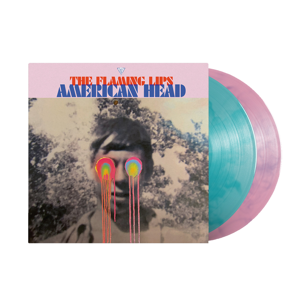 American Head Limited Edition Colored Vinyl 2LP + Exclusive Autographed Art Print
