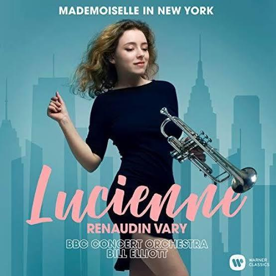 Mademoiselle In New York (CD)