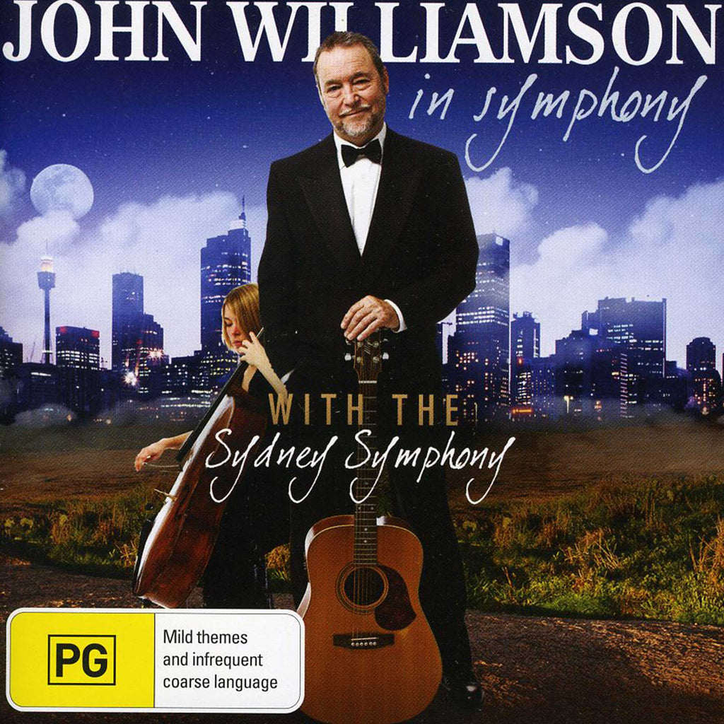 John Williamson In Symphony | John Williamson