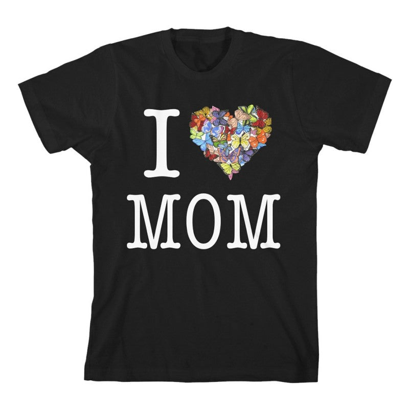 Butterfly Mom T-Shirt