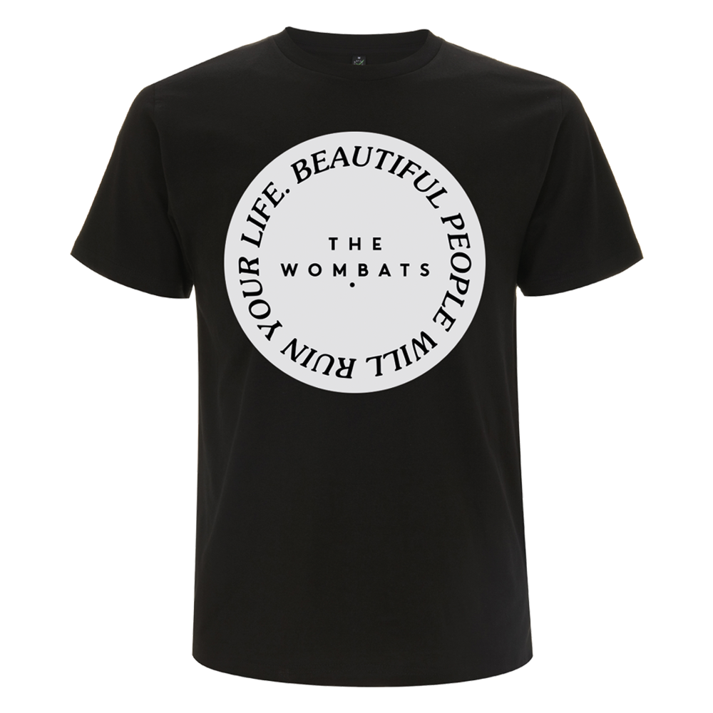 Beautiful People Will Ruin Your Life (Clear Vinyl + Black T-Shirt)