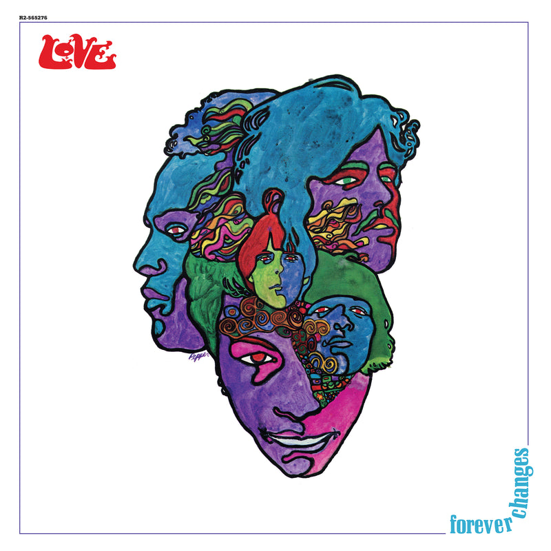 FOREVER CHANGES (50th Anniversary Edition 4CD/DVD/LP Collection)
