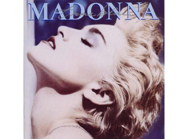 True Blue Remastered Madonna