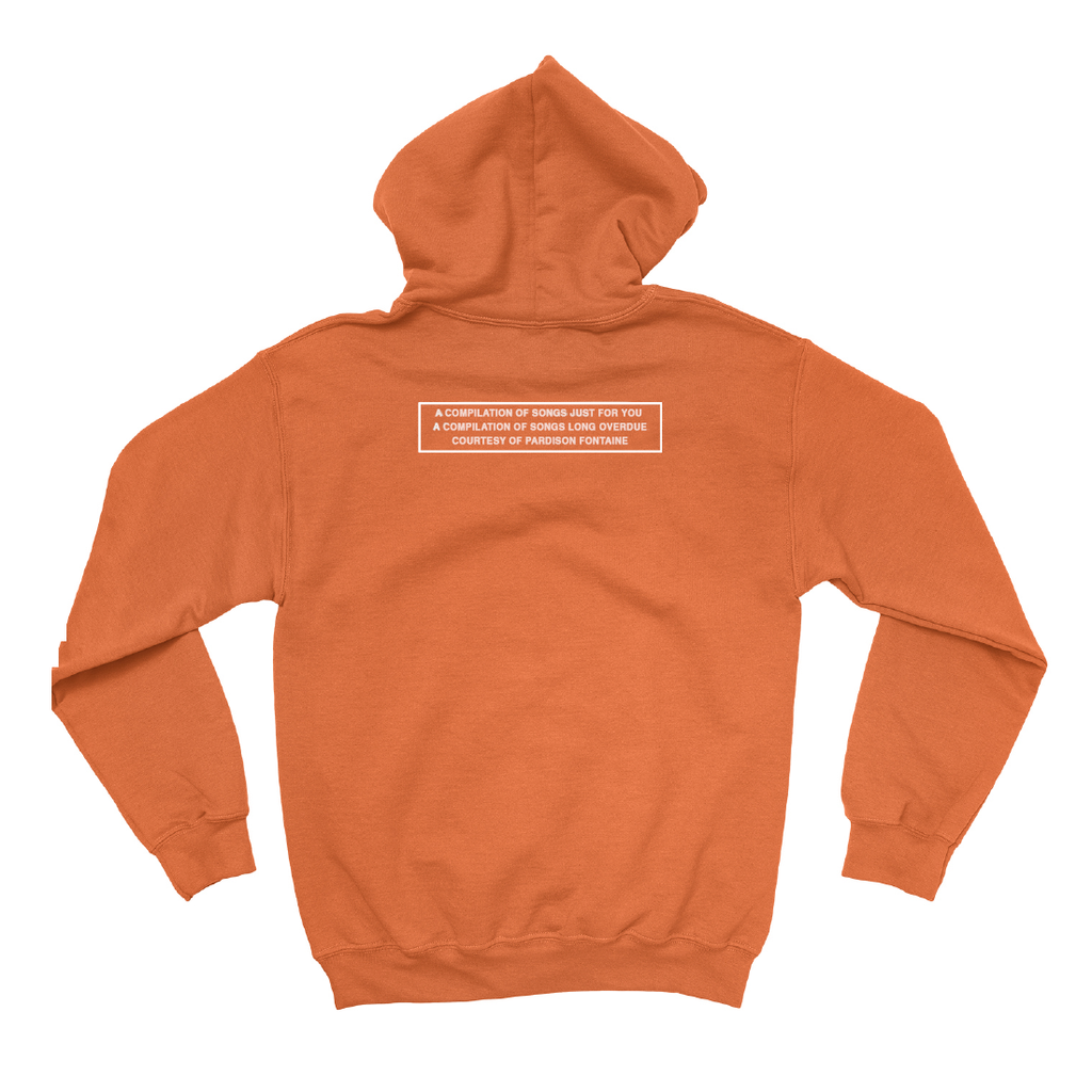 UNDER8ED Hoodie (Orange)