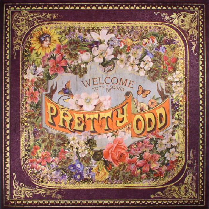 Pretty. Odd. (CD) | Panic! At The Disco