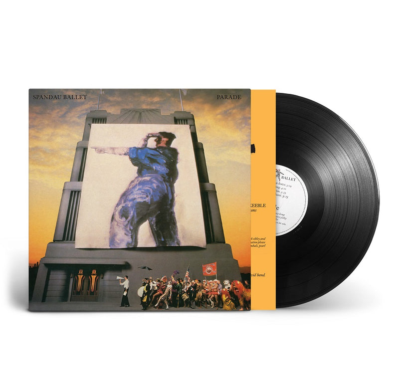 Parade (Remastered) (Vinyl)