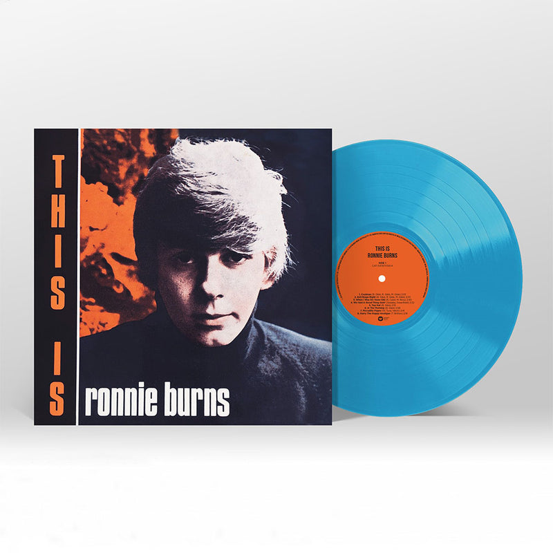 This Is Ronnie Burns (Ocean Blue Vinyl)