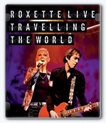 Live Travelling The World (DVD/CD) | Roxette
