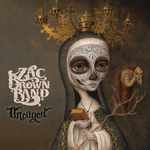 Uncaged (CD) | Zac Brown Band