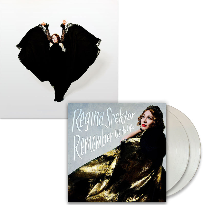 "Remember Us To Life (12"" Clear 2LP + Lithograph)"