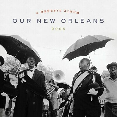 Our New Orleans (Vinyl)