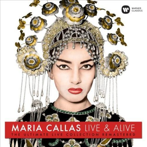Live and Alive (Vinyl) | Maria Callas