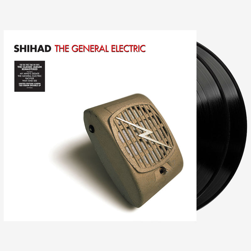 The General Electric (Black Vinyl) (Slightly Damaged Sleeve)