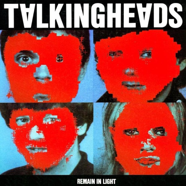 Remain In Light (CD) | Talking Heads
