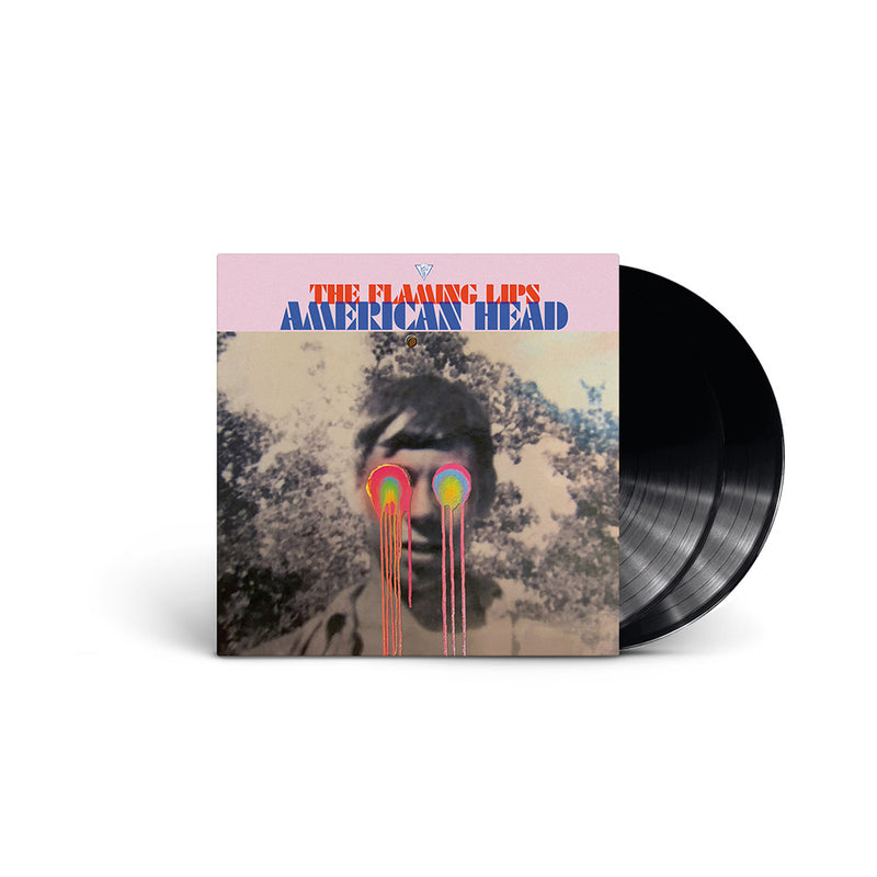 American Head Black Vinyl 2LP