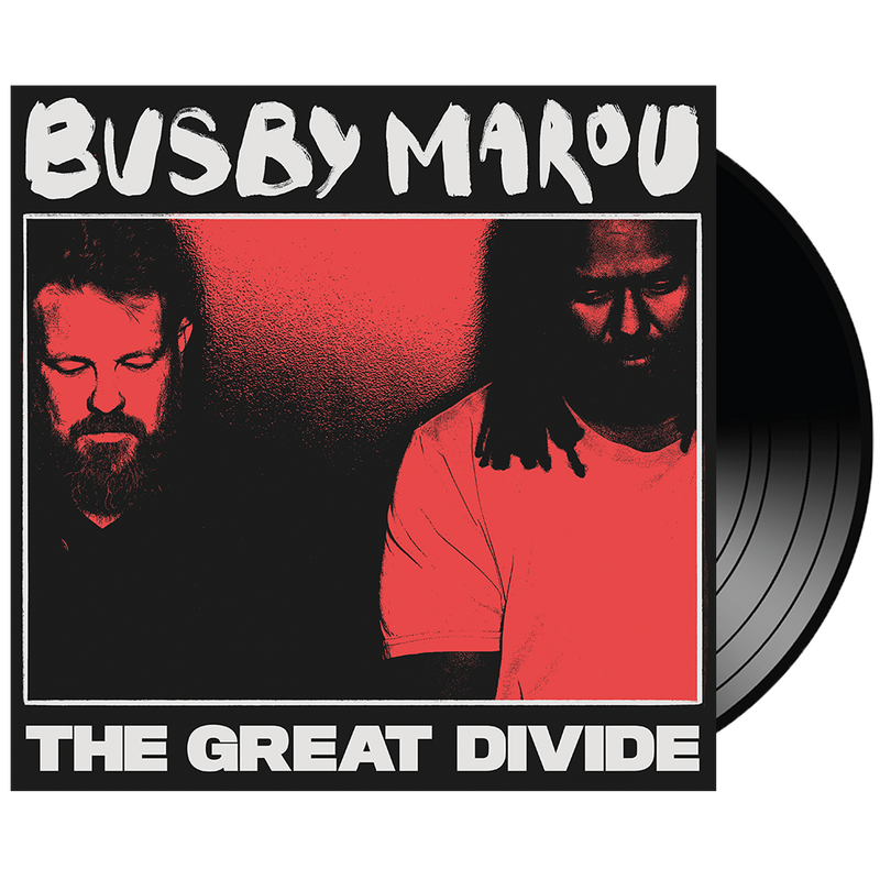 The Great Divide (Vinyl)