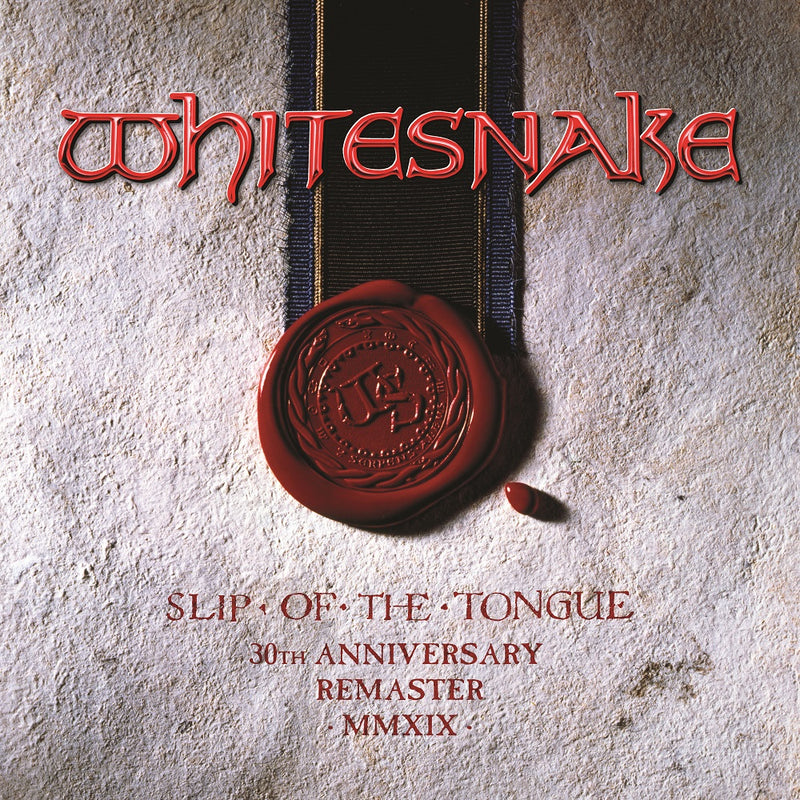 Slip Of The Tongue (30th Anniversary Edition) (CD)