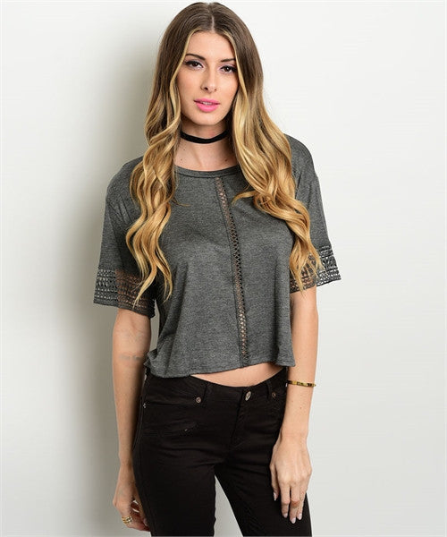 Charcoal Top