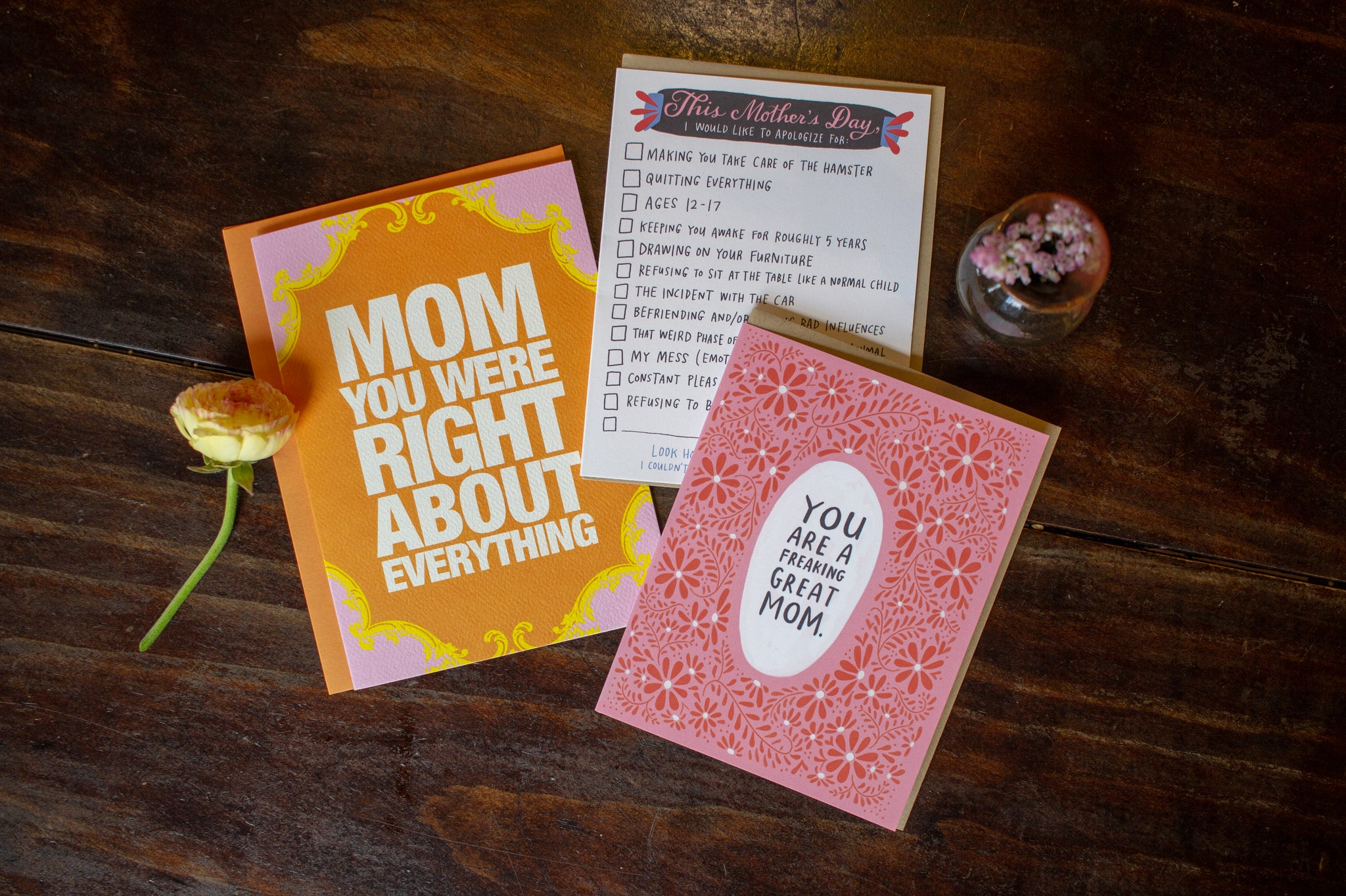 Mom's Day Cards by Emily McDowell