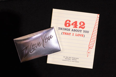 "DeBrand Fine Chocolates and ""642 Things About You (That I Love)"""