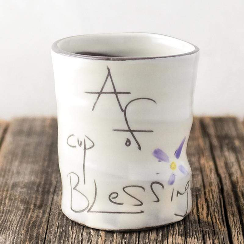 ZPots Proudly handmade in Vermont, USA Default Cup Blessings