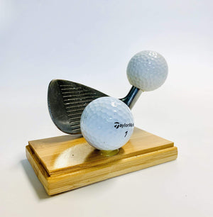 On Tour Golf Home Accents Golf Business Card Holder