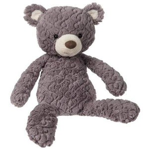 Mary Meyer Large Grey Teddy Bear Plush Kids Animal