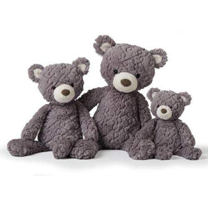 Mary Meyer Grey Teddy Bear Plush Kids Animal