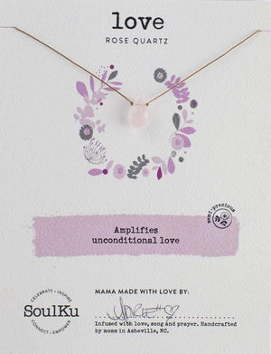 SoulKu Jewelry Love Necklace