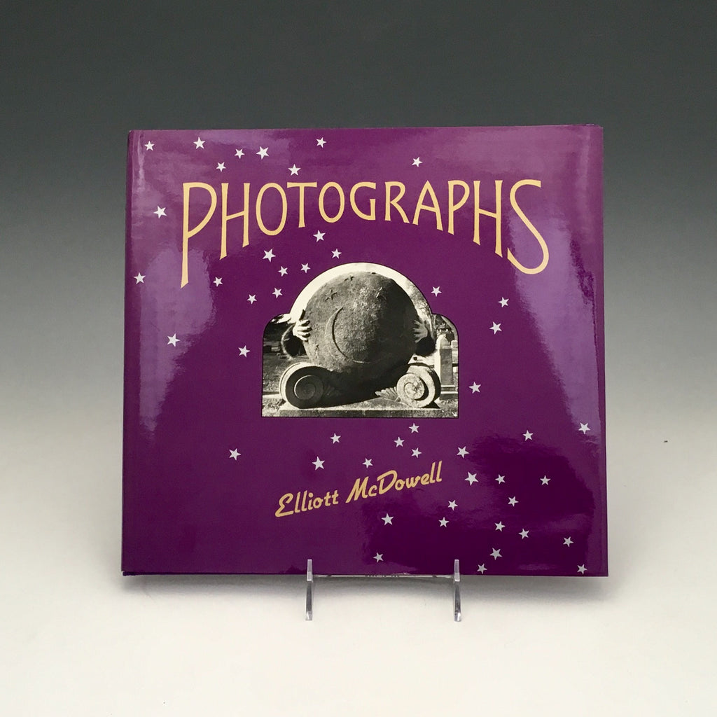 """Photographs"" by Elliott McDowell - Book BK1"
