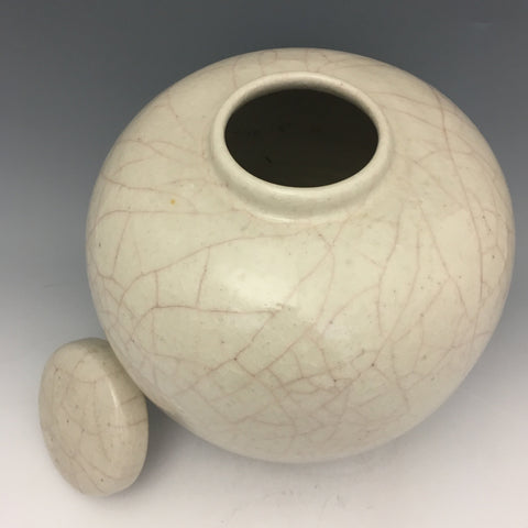 Lidded  Jar - JR9