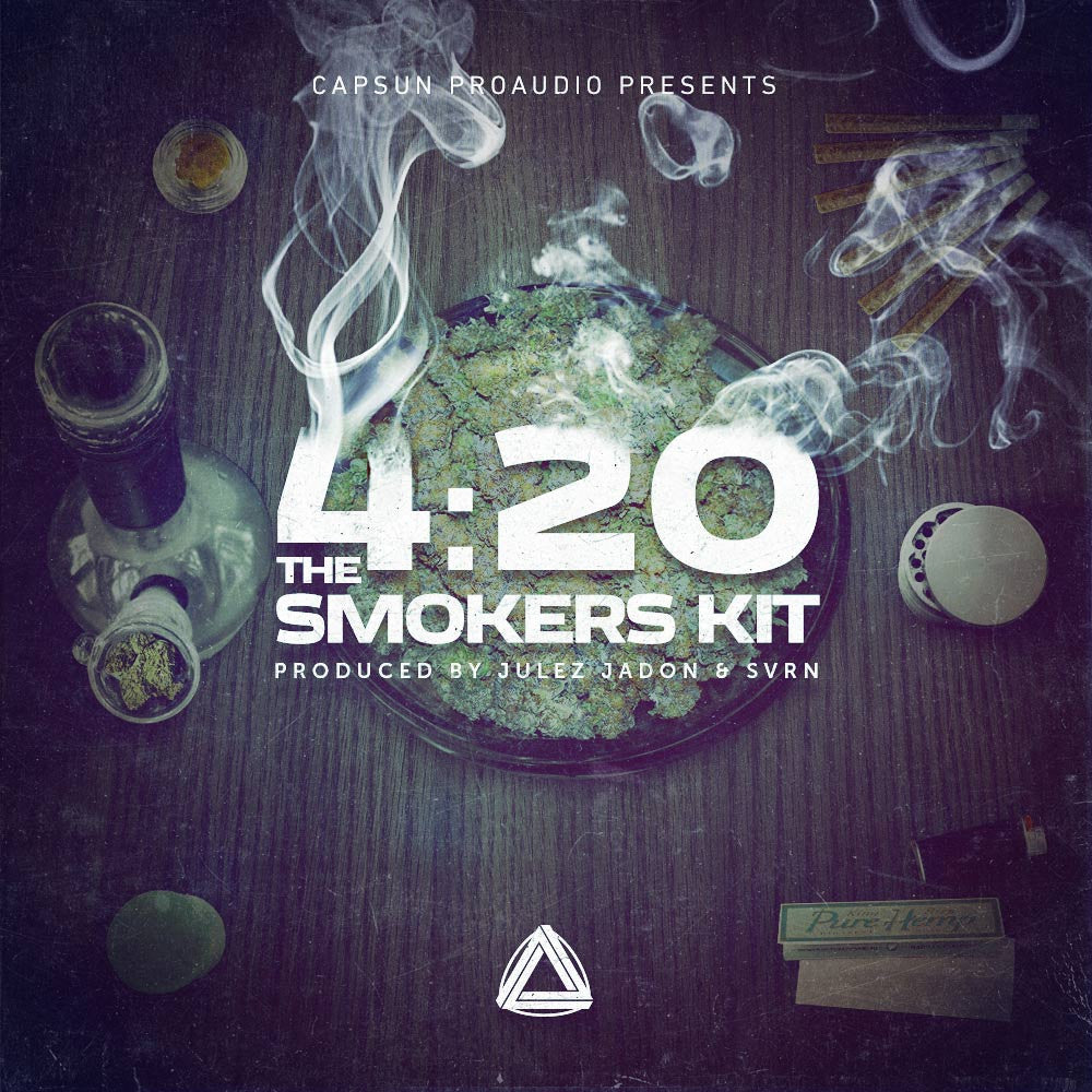 4:20 The Smokers Kit - CAPSUN ProAudio - Sample Pack