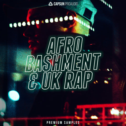 CAPSUN-ProAudio-Afro-Bashment-UK-Rap-Sample-Pack