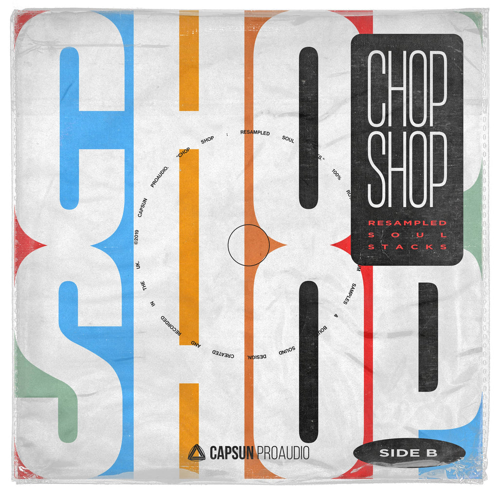 Chop Shop: Resampled Soul Stacks