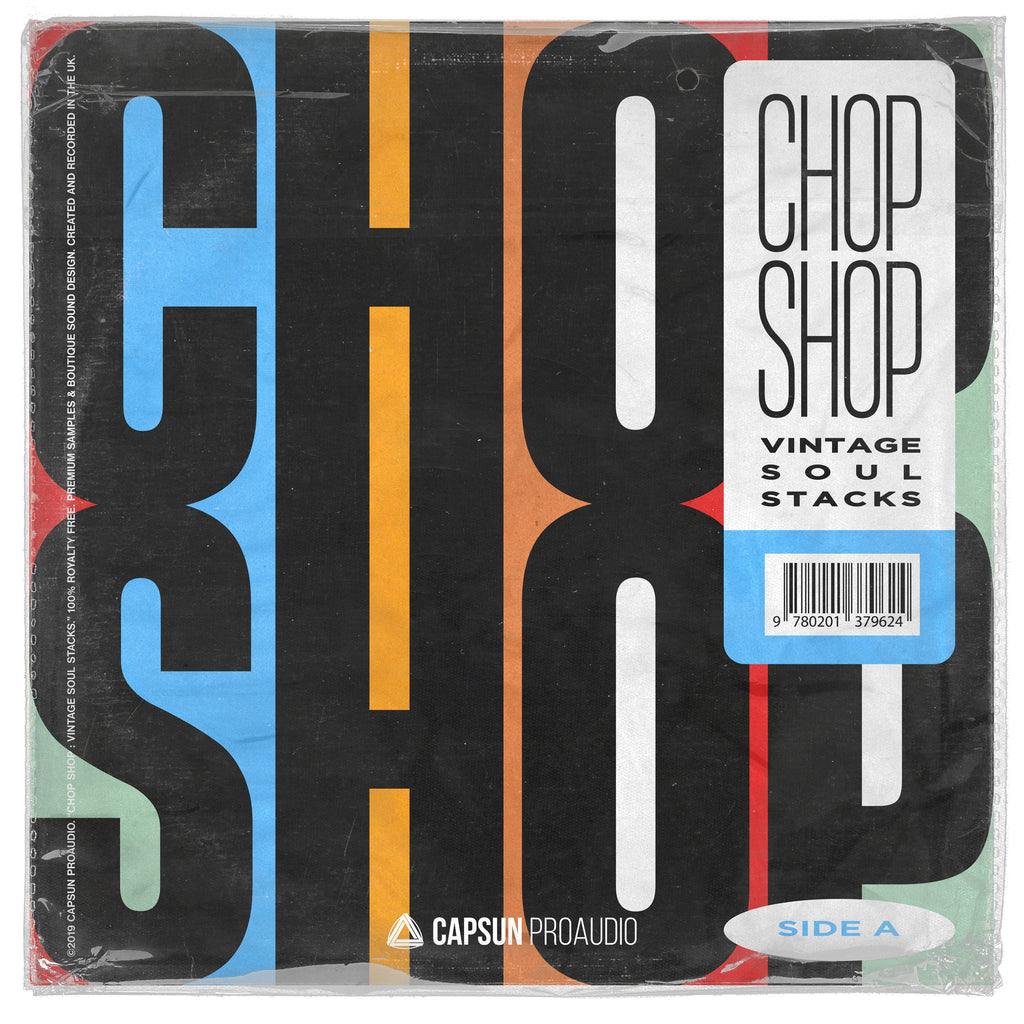 Chop Shop: Vintage Soul Stacks